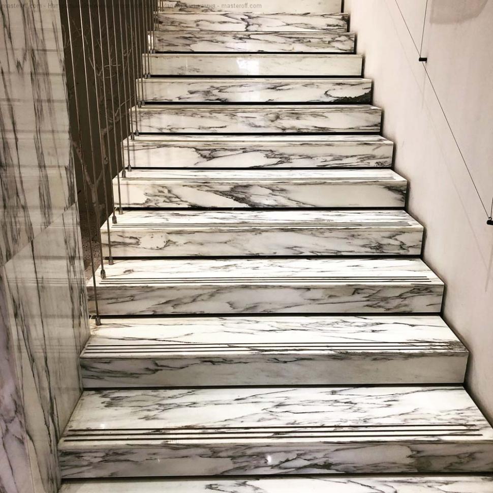 лестницы из натурального камня, распространенность